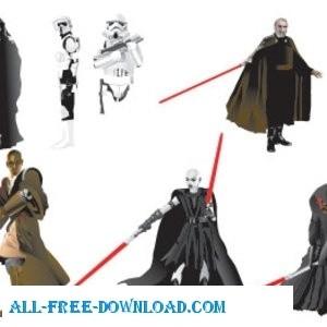 Star Wars Jedi Clip Art