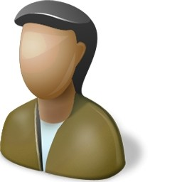 女性ユーザー Vista のアイコン 無料のアイコン 無料素材イラスト ベクターのフリーデザイナー
