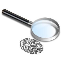 指紋の検索 Vista のアイコン 無料のアイコン 無料素材イラスト ベクターのフリーデザイナー