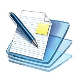 ペンとドキュメント Vista のアイコン 無料のアイコン 無料素材イラスト ベクターのフリーデザイナー