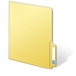 フォルダーを閉じる Vista のアイコン 無料のアイコン 無料素材イラスト ベクターのフリーデザイナー