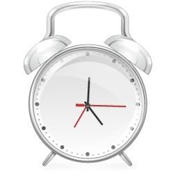 目覚まし時計 Vista のアイコン 無料のアイコン 無料素材イラスト ベクターのフリーデザイナー