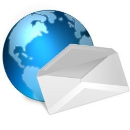 地球の封筒の Vista のアイコン 無料のアイコン 無料素材イラスト ベクターのフリーデザイナー