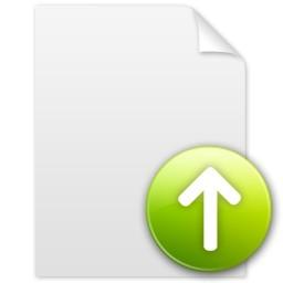矢印ドキュメント Vista のアイコン 無料のアイコン 無料素材イラスト ベクターのフリーデザイナー