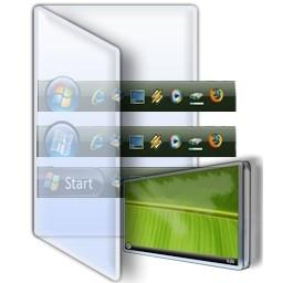 デスクトップのフォルダー眺め 無料アイコン 無料素材イラスト ベクターのフリーデザイナー
