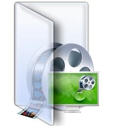 ムービー フォルダー眺めアイコン 無料のアイコン 無料素材イラスト ベクターのフリーデザイナー