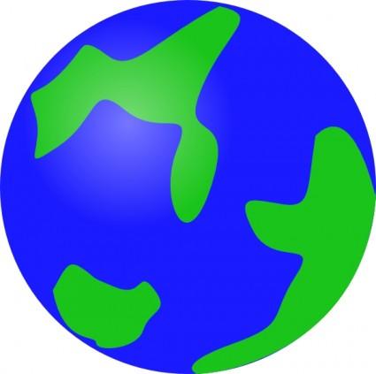 地球地球クリップアート ベクター クリップ アート 無料ベクター