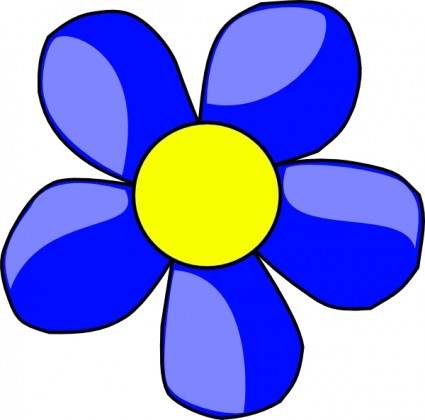 Animated Flower Clip Art