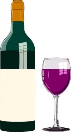ワイン ボトル クリップ アート ベクター クリップ アート無料