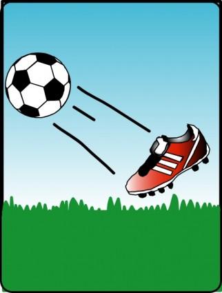 Soccer Clip Art Boots
