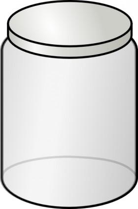 ベクター クリップ アート 無料ベクター クリップ アートのガラス瓶