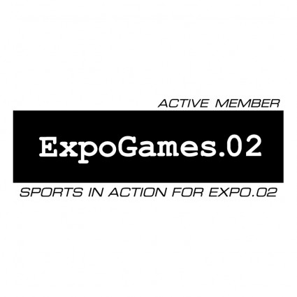 Expogames02 0 無料ベクター 45.67 KB