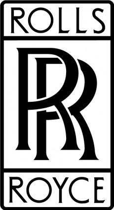 ロール ・ ロイス logo2 ベクターのロゴ , 無料ベクター