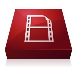 Adobe Flash ビデオ エンコーダー無料アイコン 50 Kb 無料素材イラスト ベクターのフリーデザイナー