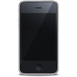 Iphone フロント黒無料アイコン 48 96 Kb 無料素材イラスト ベクターのフリーデザイナー