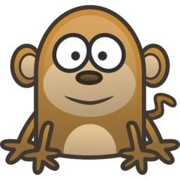猿無料アイコン 96 19 Kb 無料素材イラスト ベクターのフリーデザイナー