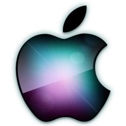 Apple ロゴ無料アイコン 109 68 Kb 無料素材イラスト ベクターのフリーデザイナー