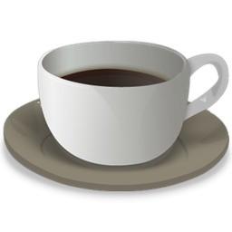 コーヒー時間のアイコン 無料のアイコン 無料素材イラスト ベクターのフリーデザイナー