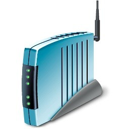 モデムの Wi Fi のアイコン 無料のアイコン 無料素材イラスト ベクターのフリーデザイナー