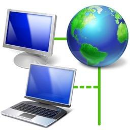 ネットワーク接続のインターネット アイコン 無料のアイコン 無料素材イラスト ベクターのフリーデザイナー
