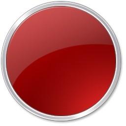 赤の警告アイコン 無料のアイコン 無料素材イラスト ベクターのフリーデザイナー