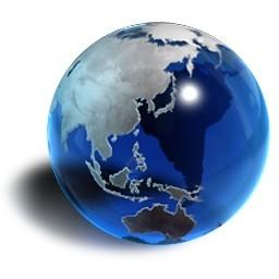 地球型のアイコン 無料のアイコン 無料素材イラスト ベクターのフリーデザイナー