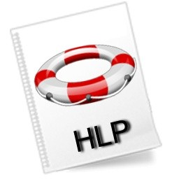Hlp ファイルのアイコン 無料のアイコン 無料素材イラスト ベクターのフリーデザイナー