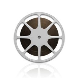 映画のリールのアイコン 無料のアイコン 無料素材イラスト ベクターのフリーデザイナー