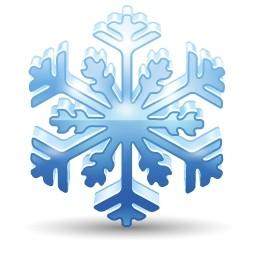 雪の結晶の無料アイコン 103 86 Kb 無料素材イラスト ベクターのフリーデザイナー