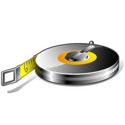 巻尺のアイコン 無料のアイコン 無料素材イラスト ベクターのフリーデザイナー