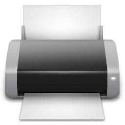 プリンターのアイコン 無料のアイコン 無料素材イラスト ベクターのフリーデザイナー
