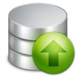 データベース アイコン 無料のアイコンをアップロードします 無料素材イラスト ベクターのフリーデザイナー