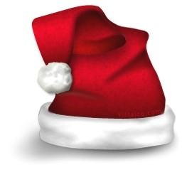 サンタの帽子のアイコン 無料のアイコン 無料素材イラスト ベクターのフリーデザイナー