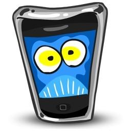 Iphone を恐れて無料アイコン 87 Kb 無料素材イラスト ベクターのフリーデザイナー