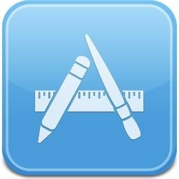アプリケーション フォルダー無料アイコン 53 72 Kb 無料素材イラスト ベクターのフリーデザイナー