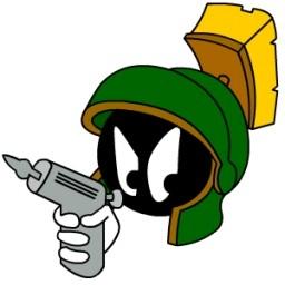 火星怒っている Marvin は銃無料アイコン 69 45 Kb 無料素材イラスト ベクターのフリーデザイナー
