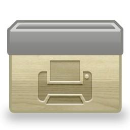 フォルダー プリンター無料アイコン 66 73 Kb 無料素材イラスト ベクターのフリーデザイナー