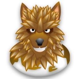 狼無料アイコン 127 92 Kb 無料素材イラスト ベクターのフリーデザイナー