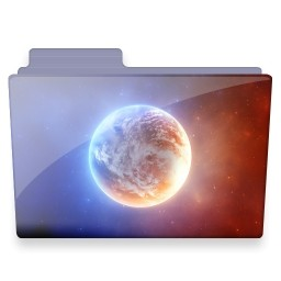 惑星フォルダー無料アイコン 108 65 Kb 無料素材イラスト ベクターのフリーデザイナー