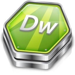 Dreamweaver 無料アイコン 124 63 Kb 無料素材イラスト ベクターのフリーデザイナー