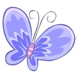蝶 無料素材イラスト ベクターのフリーデザイナー