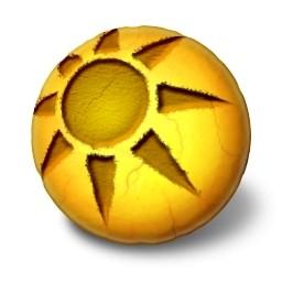 Orbz 太陽無料アイコン 124 28 Kb 無料素材イラスト ベクターのフリーデザイナー