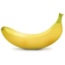バナナ無料アイコン 47 07 Kb 無料素材イラスト ベクターのフリーデザイナー