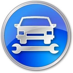 車修理ブルー無料アイコン 126 76 Kb 無料素材イラスト ベクターのフリーデザイナー