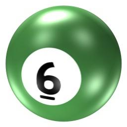 ボール 6 無料アイコン 87.38 KB