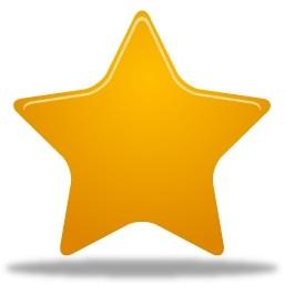 完全無料の星のアイコン 36 28 Kb 無料素材イラスト ベクターのフリーデザイナー