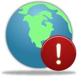 地球の警告無料アイコン 73 39 Kb 無料素材イラスト ベクターのフリーデザイナー
