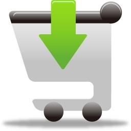 ショッピング カート挿入無料アイコン 32 76 Kb 無料素材イラスト ベクターのフリーデザイナー