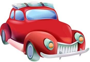 Classic Car Clip Art Free