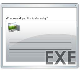 Exe ファイル無料アイコン 33 51 Kb 無料素材イラスト ベクターのフリーデザイナー